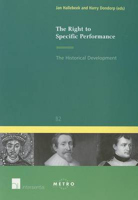 The Right to Specific Performance: The Historical Development