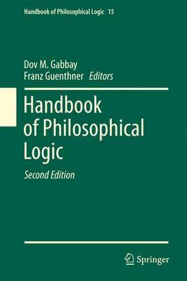 Handbook of Philosophical Logic: Volume 15