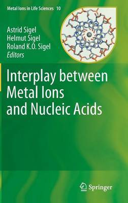 Interplay Between Metal Ions and Nucleic Acids