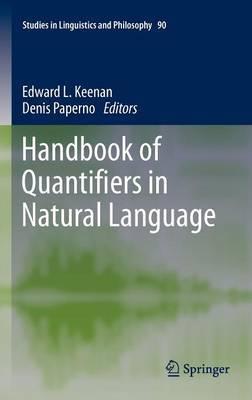Handbook of Quantifiers in Natural Language: 2012