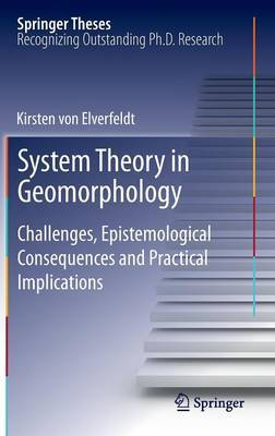 System Theory in Geomorphology