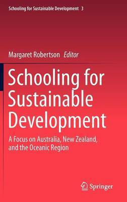 Schooling for Sustainable Development