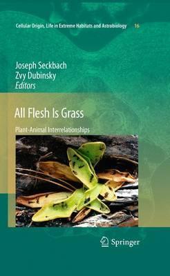 All Flesh is Grass: Plant-animal Interrelationships