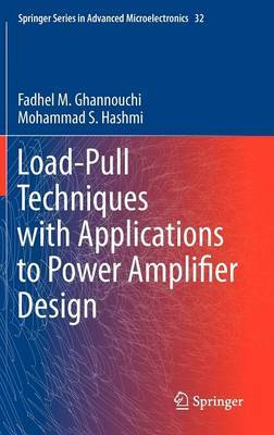 Load-Pull Techniques with Applications to Power Amplifier Design