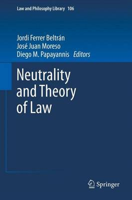 Neutrality and Theory of Law