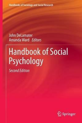Handbook of Social Psychology