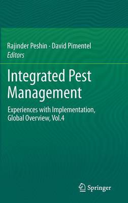 Integrated Pest Management: Experiences with Implementation, Global Overview: Vol. 4