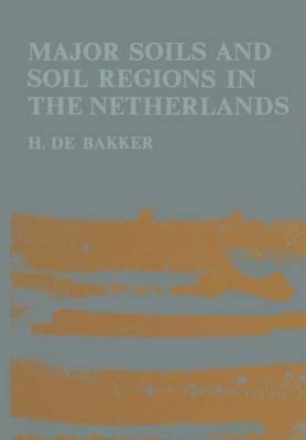 Major soils and soil regions in the Netherlands