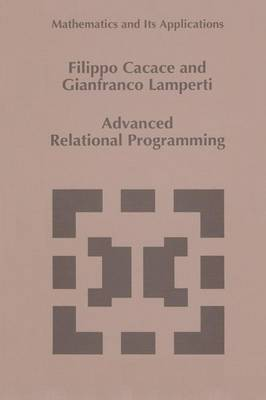 Advanced Relational Programming