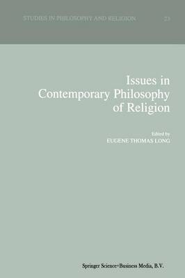 Issues in Contemporary Philosophy of Religion
