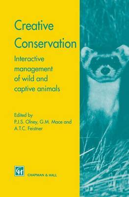 Creative Conservation: Interactive management of wild and captive animals