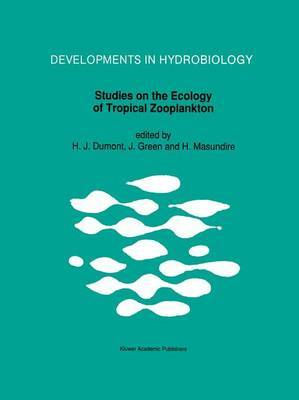 Studies on the Ecology of Tropical Zooplankton