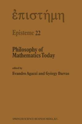 Philosophy of Mathematics Today