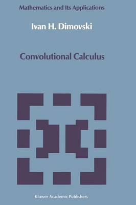 Convolutional Calculus