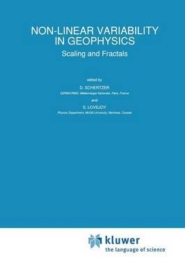 Non-Linear Variability in Geophysics: Scaling and Fractals