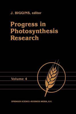 Progress in Photosynthesis Research: Volume 4: Proceedings of the Viith International Congress on Photosynthesis Providence, Rhode Island, USA, August 10-15, 1986