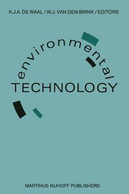 Environmental Technology: Proceedings of the Second European Conference on Environmental Technology, Amsterdam, The Netherlands, June 22-26, 1987