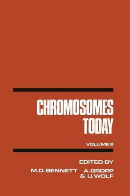 Chromosomes Today: Volume 8: Proceedings of the Eighth International Chromosome Conference Held in Lubeck, West Germany, 21-24 September 1983
