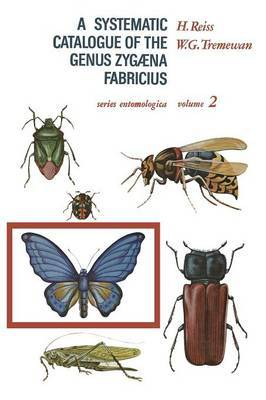 A Systematic Catalogue of the Genus Zygaena Fabricius (Lepidoptera: Zygaenidae)
