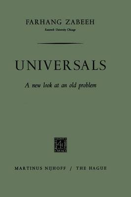 Universals: A New Look at an Old Problem