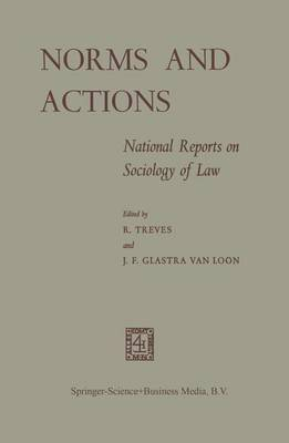Norms and Actions: National Reports on Sociology of Law