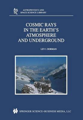 Cosmic Rays in the Earth's Atmosphere and Underground