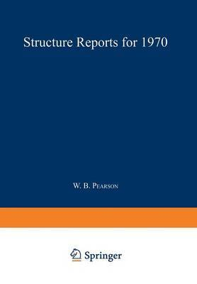 Structure Reports for 1970