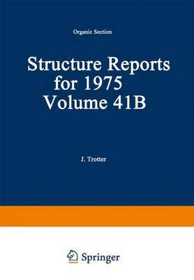 Structure Reports for 1975: Organic Section