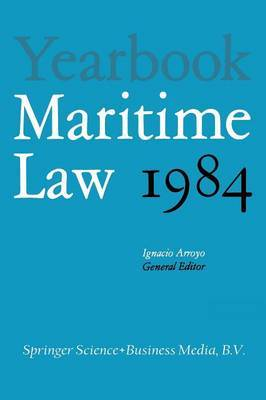 Yearbook Maritime Law: Volume I