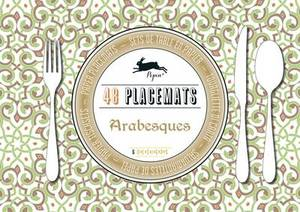 Arabesques: Pepin Placemat Pad Vol. 01