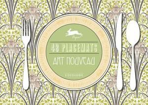 Art Nouveau: Pepin Placemat Pad Vol. 03