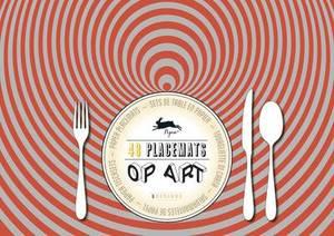 Op Art: Pepin Placemat Pad Vol. 04