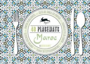 Maroc: Pepin Placemat Pad Vol. 06