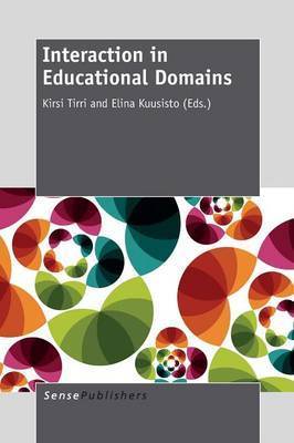 Interaction in Educational Domains