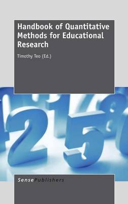 Handbook of Quantitative Methods for Educational Research