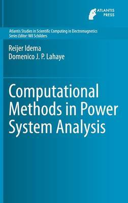 Computational Methods in Power System Analysis