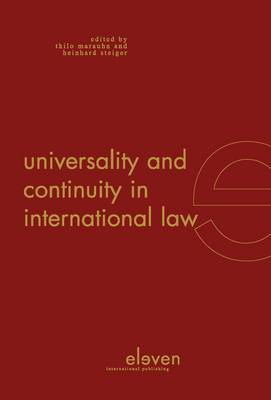 Universality and Continuity in International Law