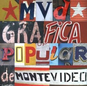 MVD: Montevideo Street Graphics