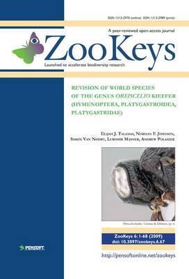 Revision of World Species of the Genus Oreiscelio Kieffer (Hymenoptera, Platygastroidea, Platygastridae)