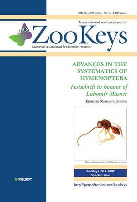 Advances in the Systematics of Hymenoptera: Festschrift in Honour of Lubomir Masner