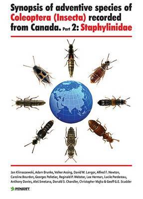 Synopsis of Adventive Species of Coleoptera (insecta) Recorded from Canada: Pt. 2: Staphylinidae