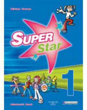 Super Star 1: Student's Book