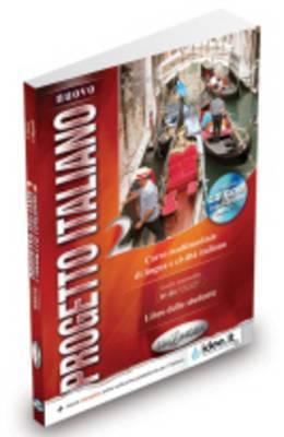 Nuovo Progetto Italiano: Libro Dello Studente 2 + CD-Rom (Level B1-B2)