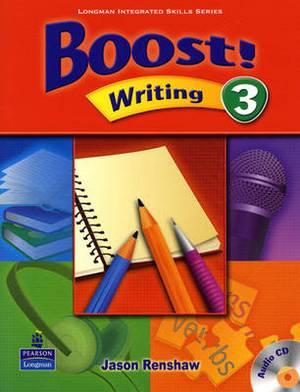 Boost! Writing Level 3 SB w/CD