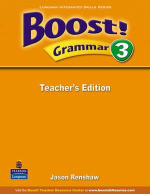 Boost! Grammar: Level 3: Teacher's Book