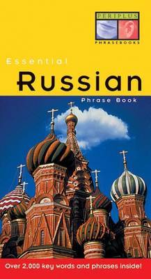 AA: Russian Essential Phrase Book
