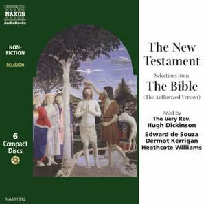 The New Testament: Authorised Version