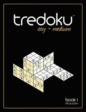 Tredoku - Easy-Medium 1