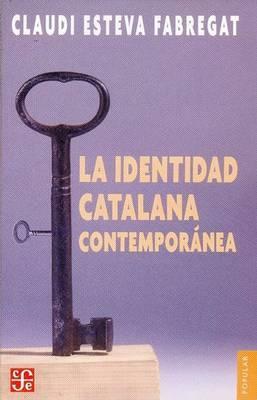 La Identidad Catalana Contemporanea