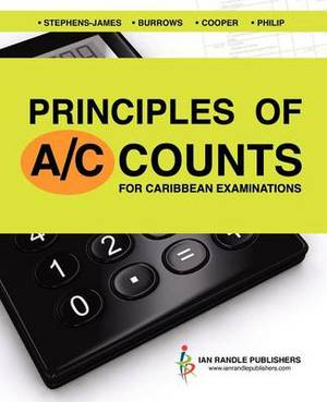 Principles of Accounts for Caribbean Examinations
